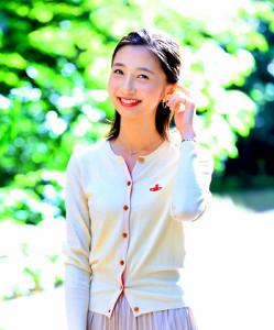 女性ファッション誌の専属モデルとしての活動経験もある近藤夏子アナ