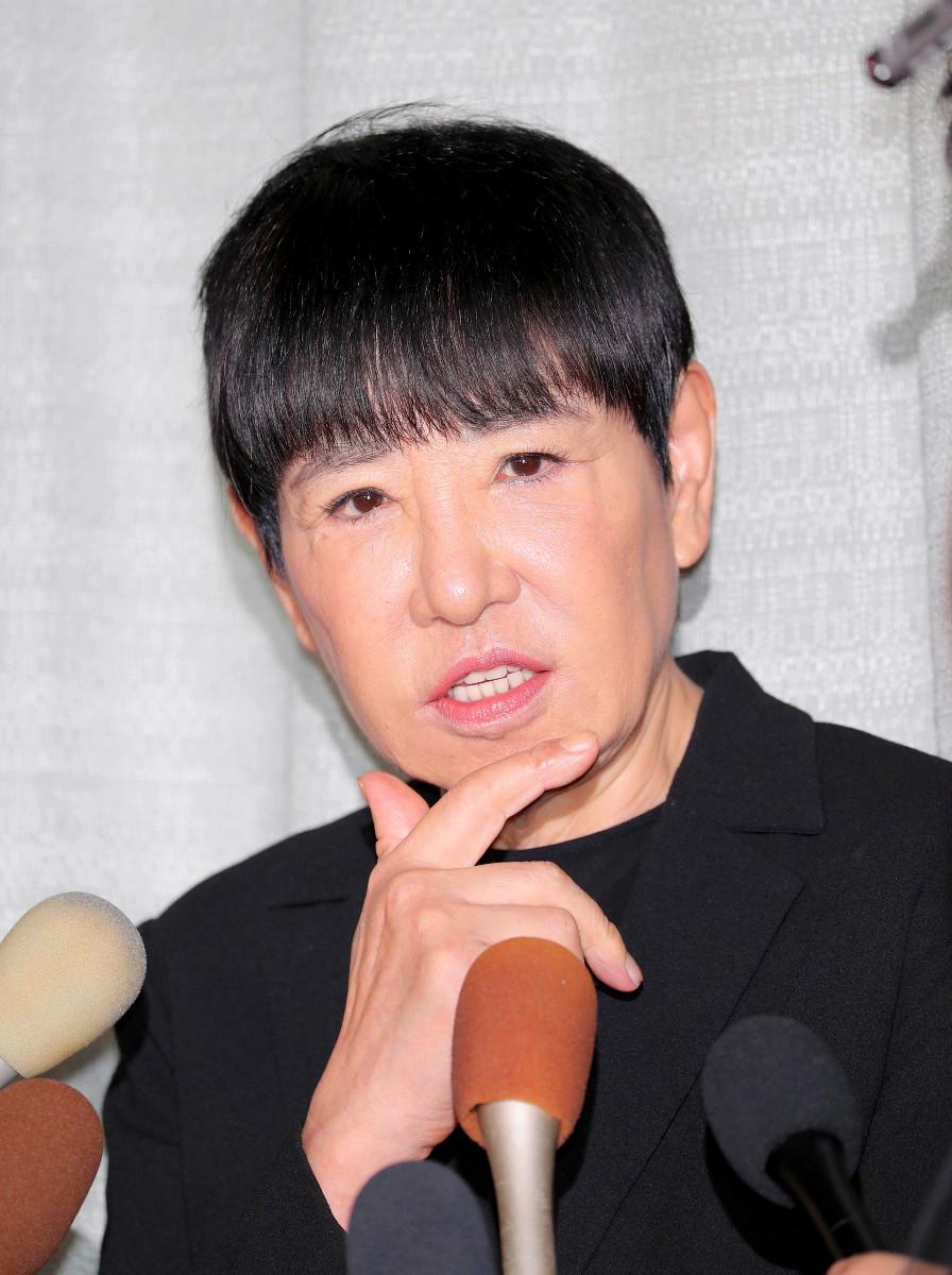 和田アキ子、生放送で眼瞼下垂の修正手術を行うことを発表