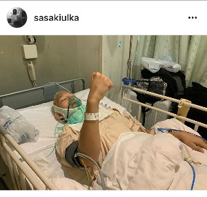 Instagramより@sasakiulka