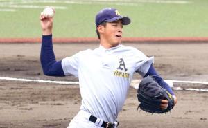 青森山田高・堀田賢慎投手