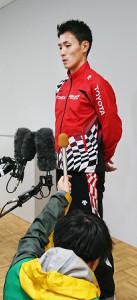 マラソン開催地変更について言及した東京五輪代表の服部勇馬