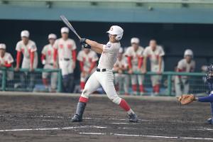 智弁学園が神戸国際大付に逆転勝ち 1年生4番の前川が2打席連発4 ...