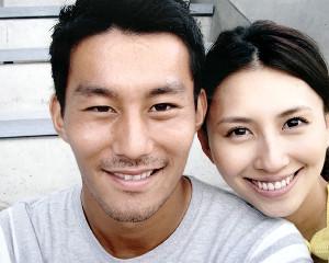 家長昭博と妻・晶さん