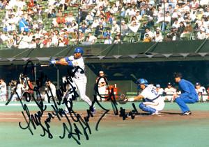 1992年、マリナーズのケン・グリフィー