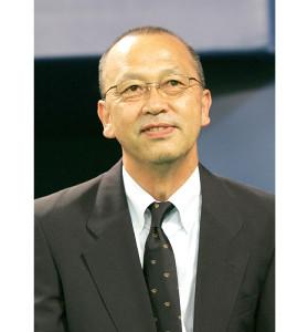 東大新監督に就任する元中日球団代表の井手峻氏
