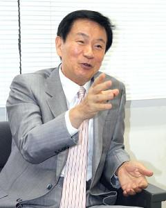 森田健作知事