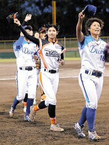 美しすぎる野球選手\u201d加藤優「野球を続けようと思う」 退団試合に