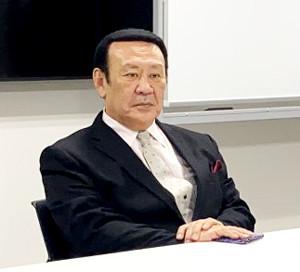 検証委員会のヒアリングに臨んだ全日本テコンドー協会の金原昇会長
