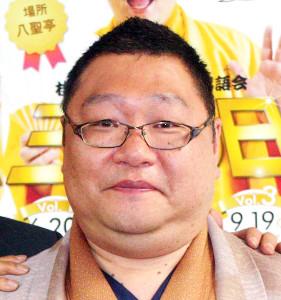 48歳で急死した桂三金さん(2014年撮影)