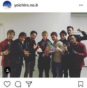 インスタグラムより@yoichiro.no.8