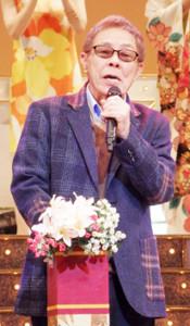 「令和・歌の祭典」で代表曲「まつり」を熱唱する北島三郎