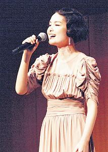 都内でミュージカル「アナスタシア」の製作発表を行った主演の葵わかな
