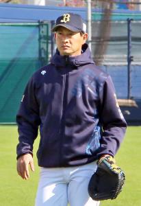 オリックス・岸田2軍投手コーチ