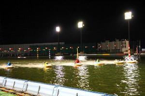 桐生ボート、16年メモリアル以来のSG開催になる