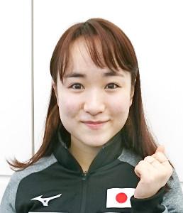 伊藤美誠、五輪決定的 卓球代表1号