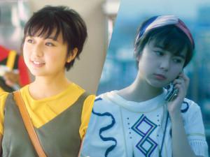 テレビ東京系「僕はどこから」でヒロインを演じる上白石萌歌。七変化を披露する