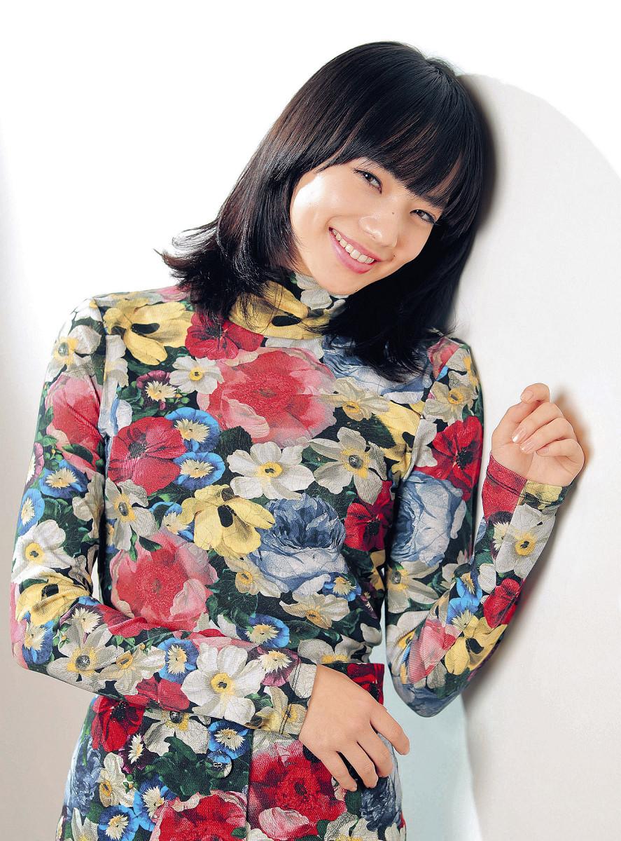 モデルとしても同世代から支持を集める小松菜奈(カメラ・小泉 洋樹)