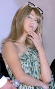 07年9月の映画「クローズド・ノート」の舞台あいさつで「別に…」騒動を起こした際の沢尻エリカ容疑者