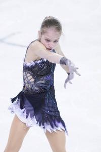 アレクサンドラ・トルソワ(カメラ・矢口 亨)