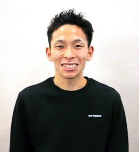福岡国際マラソンで日本新ペースにチャレンジする市田孝