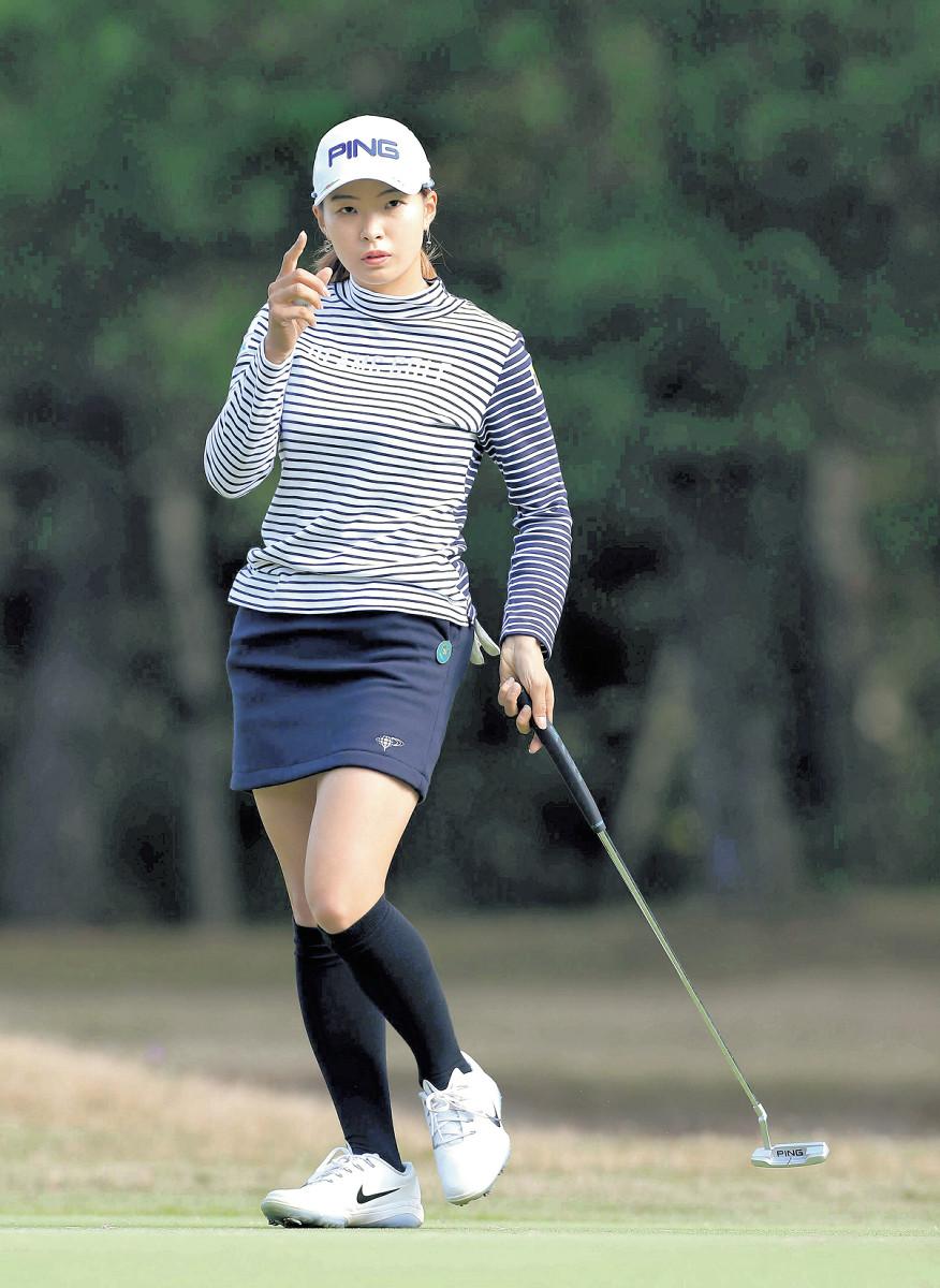 渋野 ゴルファー