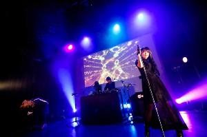 初の外部ライブイベントに出演したD4DJの燐舞曲