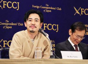 成田凌、海外メディアに活弁生披露 主演映画「カツベン!」を世界へ ...