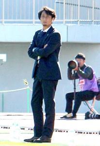 甲府・伊藤監督