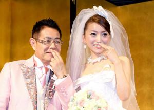 加藤茶と綾菜夫人