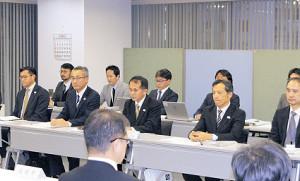 第3回実務者会議に出席した東京2020組織委員会メンバーIOC理事会が大通公園発着承認