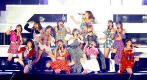 11年ぶりの代々木第一のステージで熱唱するモーニング娘。'19(カメラ・橘田 あかり)
