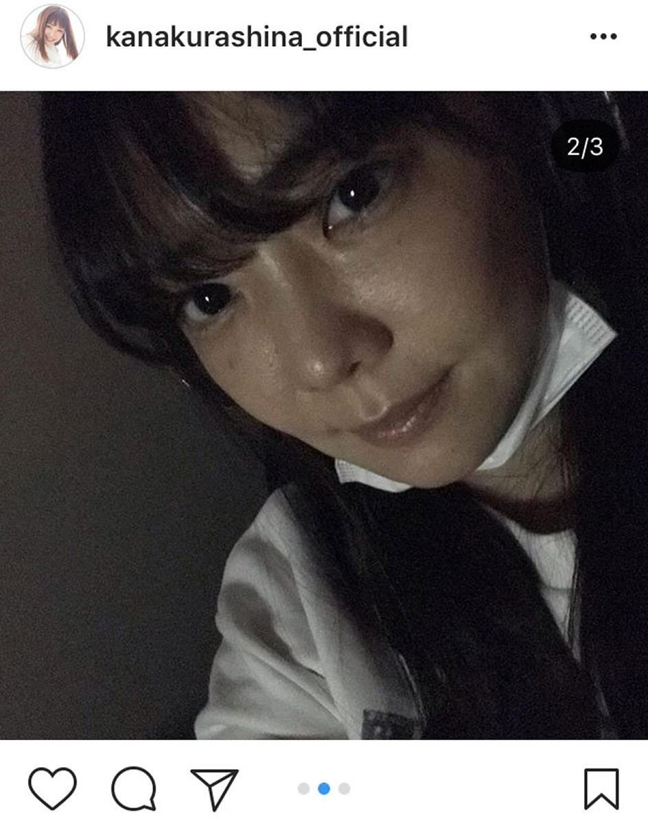 倉科カナ、すっぴん!?写真に大反響 フォロワー20万人突破記念動画 ...