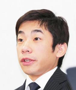 織田信成氏