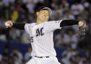 ロッテ・関谷亮太投手