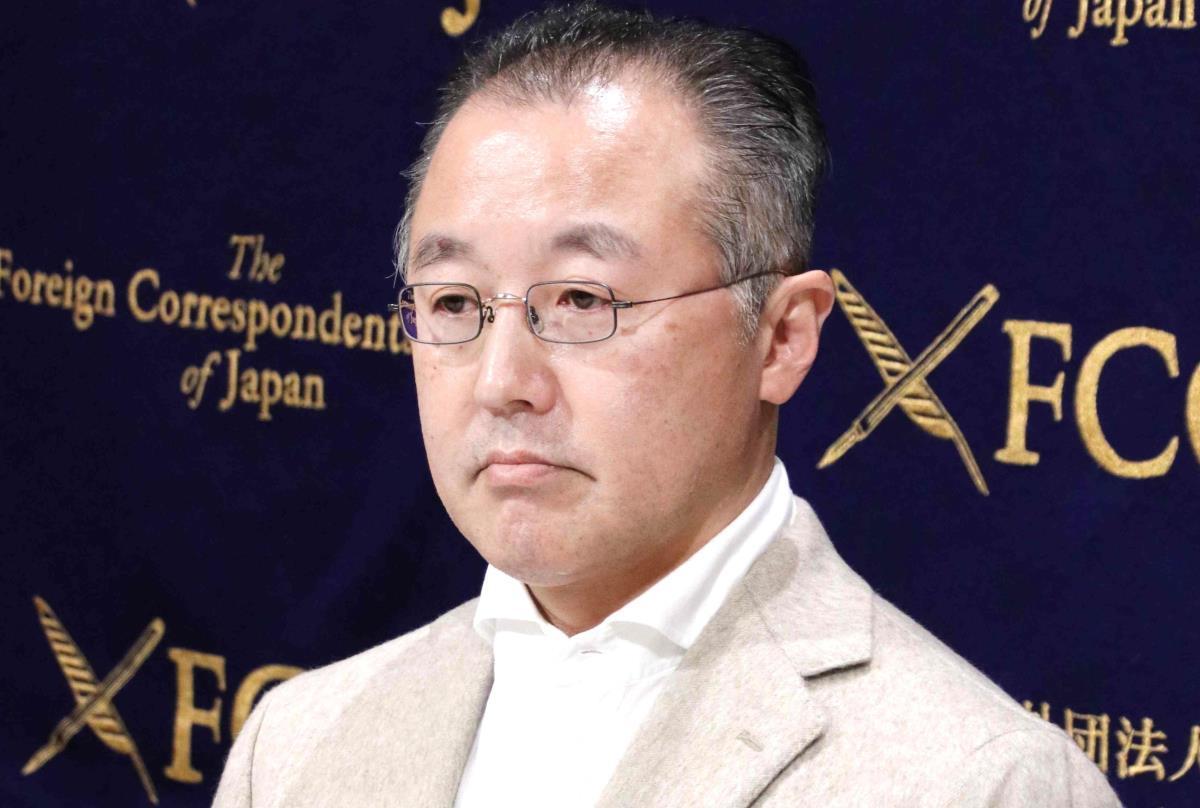 敬之 山口 元 氏 の tbs 記者
