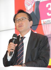 マラソン強化戦略プロジェクトリーダー・瀬古利彦氏