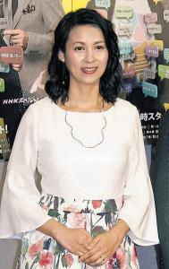 第2子出産が明らかになったNHKの久保田祐佳アナウンサー