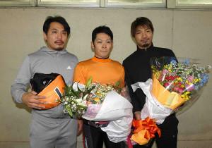 伊東競輪1Rを最後に引退した若松孝之