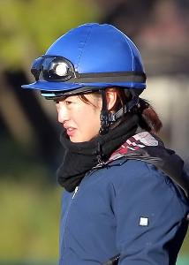 フェアプレー賞を受賞した藤田菜七子騎手