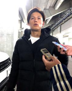 G大阪残留の理由を語ったMF小野瀬