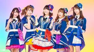 「Poppin'Party」の(左から)西本りみ、大橋彩香、愛美、伊藤彩沙、大塚紗英(C)BanG Dream! Project