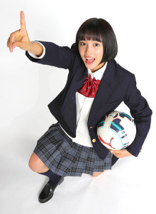 広瀬すずは2014年度大会で10代目応援マネジャーを務めた
