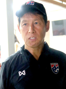 西野朗監督