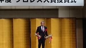 MVP&ベストバウトの2冠に輝いたオカダ・カズチカ