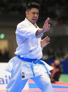東京五輪で金メダル確実と評される喜友名諒