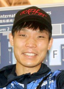元WBA世界スーパーバンタム級王者・久保隼