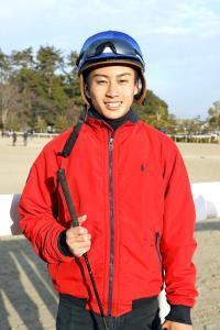 豪州から一時帰国した富田。レーン直伝の騎乗を見せるか