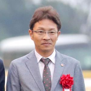 角田晃一調教師