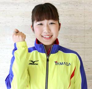 東京五輪代表を目指す石井寿美