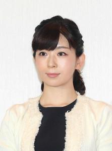 松尾由美子アナウンサー